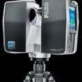 Escáner Faro 3D